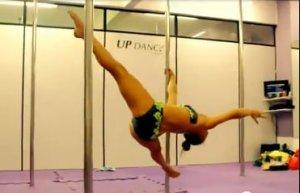 Pole Dancing vs Pole Fitness